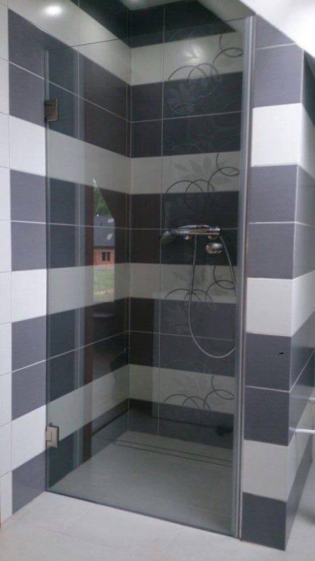 usługi szklarskie katowice, prysznic