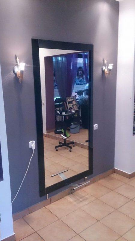 lustra katowice, salon fryzjerski