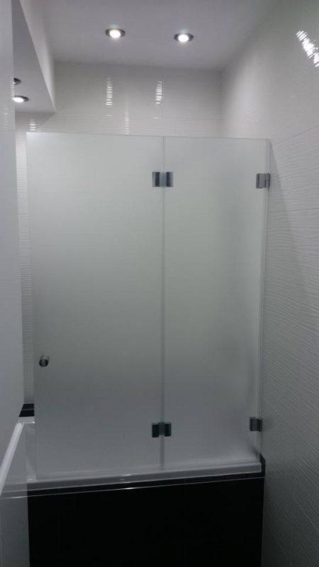 szklarz katowice, łazienka