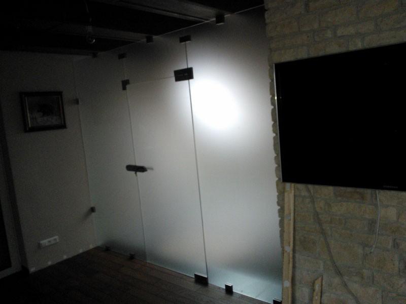 szklarz katowice, ścianka działowa