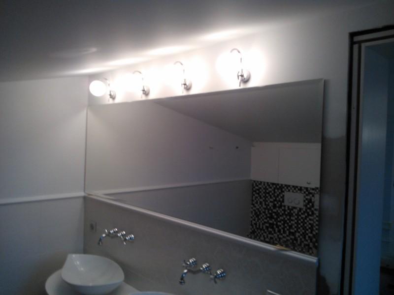 lustra katowice, łazienka